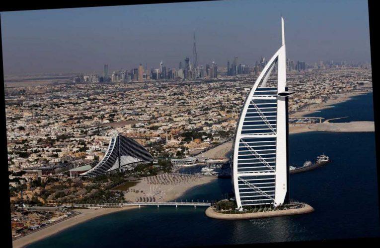 How long is the flight to Dubai?