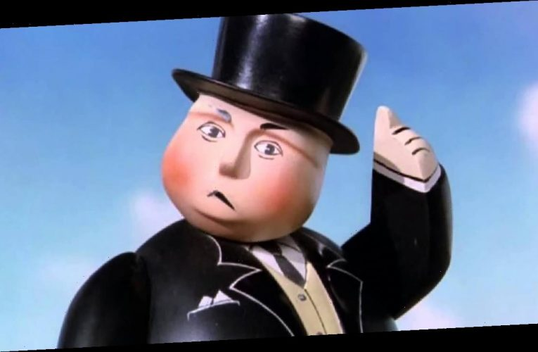 Mum shares hilarious Christmas present fail after ordering Thomas the Tank Engine 'Fat Controller' for her toddler son