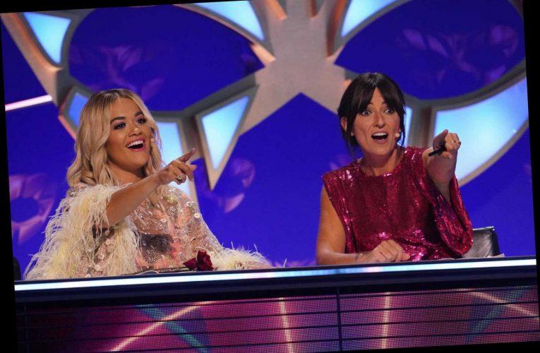 Rita Ora won't flirt with Masked Singer contestants after being 'heartbroken' by Chameleon in series 1