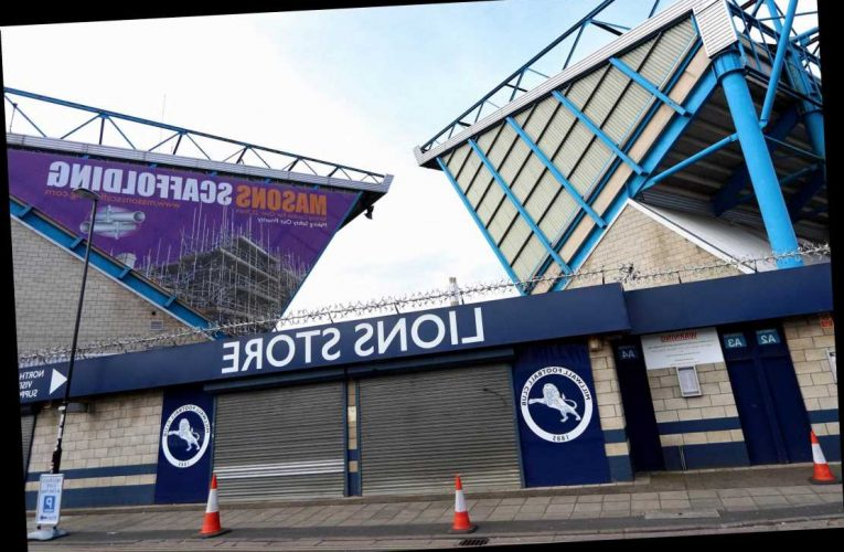 Millwall postpone next two games after coronavirus outbreak rips through squad and forces training ground to be shut