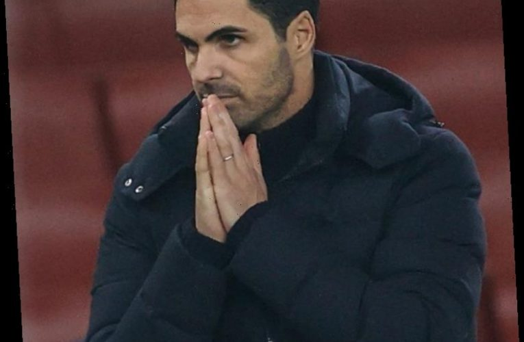 Next Premier League manager sacked odds: Arteta on the brink and overtakes Solskjaer as favourite to be next out