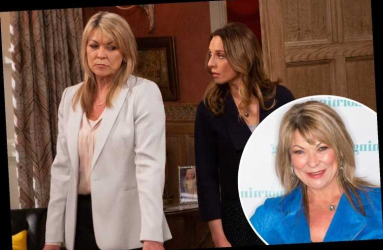 Emmerdale's Claire King teases major tension between Kim Tate and Andrea at Christmas