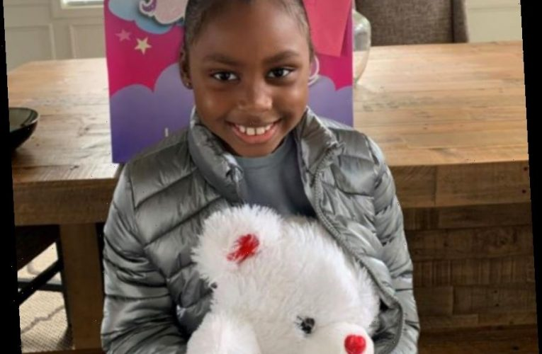 Girl, 7, 'fatally shot in the back of the head' while driving with her mom and aunt to buy Christmas presents'