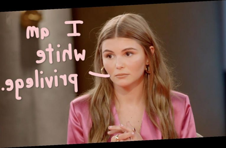 Olivia Jade Tries To Sell Her Redemption Arc On Red Table Talk – Watch!