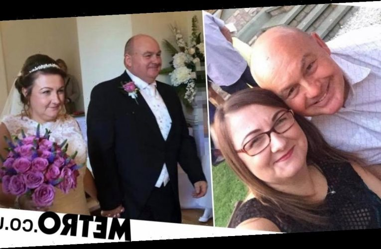 Woman who married best friend's dad says she's 'happier than ever'