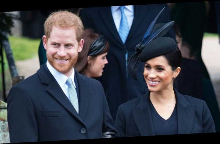 Christmas in Cali! Prince Harry, Meghan Markle's Card With Son Archie