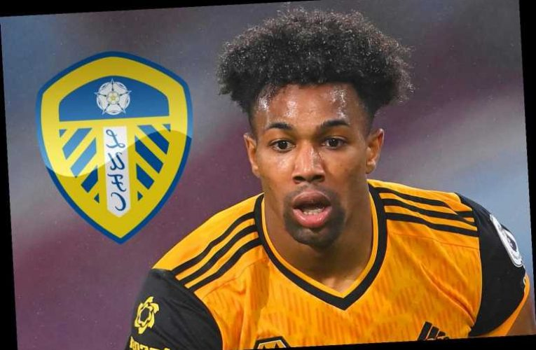 Leeds eye Adama Traore transfer swoop with Wolves winger 'wanting more game time to seal Spain Euro 2020 spot'