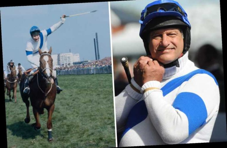 Grand National legend Bob Champion and ex-BHA boss Nick Rust amongst racing names on New Year Honours List