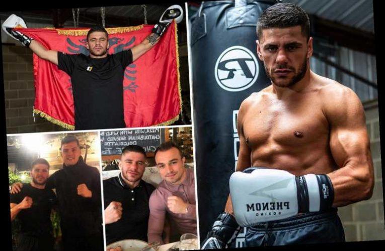 Meet Florian Marku – The Albanian welterweight sensation with Premier League fans MMA power