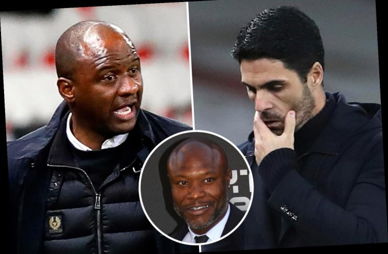 Mikel Arteta is NOT the right manager for Arsenal and should be sacked and replaced by Patrick Vieira, urges Gallas