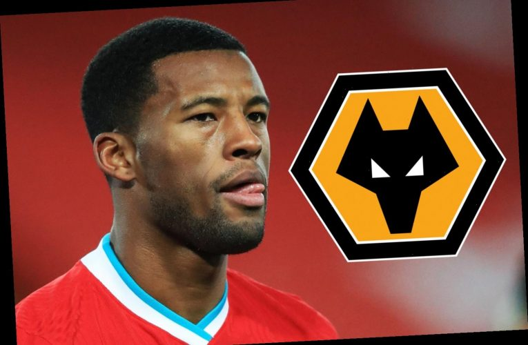 Wolves join Barcelona in Georginio Wijnaldum transfer race with Liverpool star available on free next summer