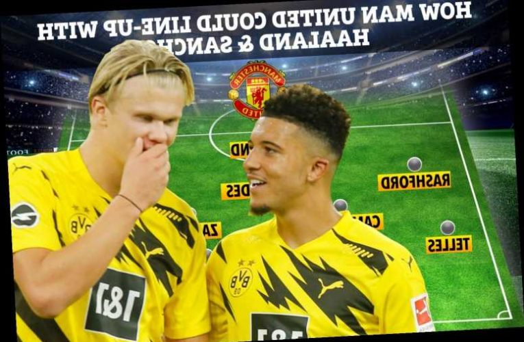 Five transfers Man Utd could pull off this summer including Sancho and Haaland as Woodward vows to back Solskjaer