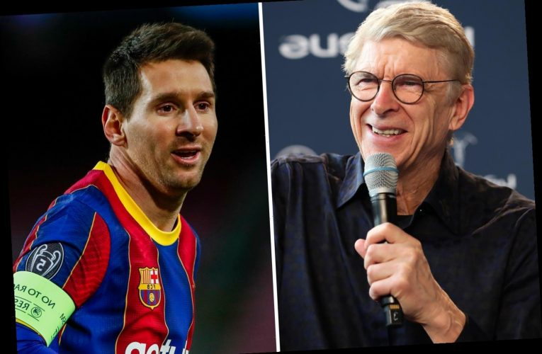 Lionel Messi would ruin 'balance' at PSG if he makes sensational transfer from Barcelona, fears Arsenal legend Wenger