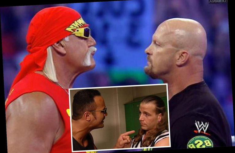 Hulk Hogan vs Stone Cold Steve Austin and The Rock vs Shawn Michaels: The best WWE matches that never happened