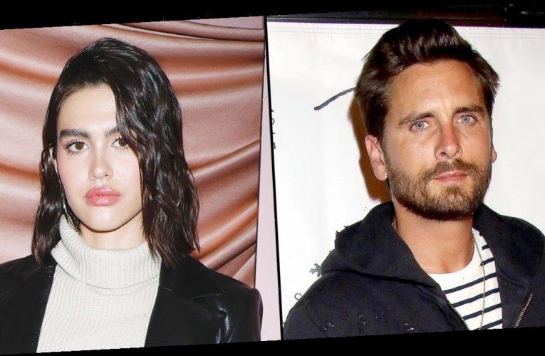 Scott Disick and Amelia Hamlin Flirt on Instagram Amid Romance Rumors