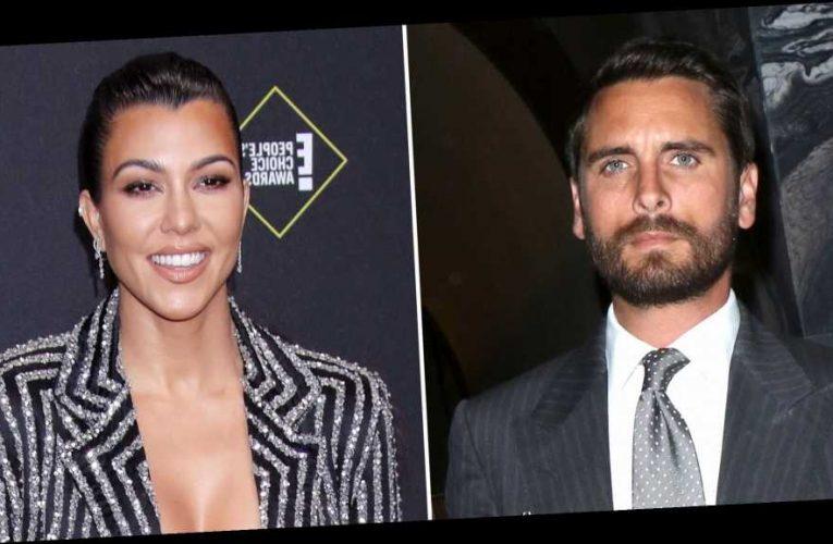 Scott Disick Thanks 'Best Baby Maker' Kourtney Kardashian: 'I Love You'