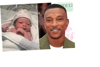 Top Boy's Ashley Walters becomes a grandad at 38 as his son welcomes a baby girl