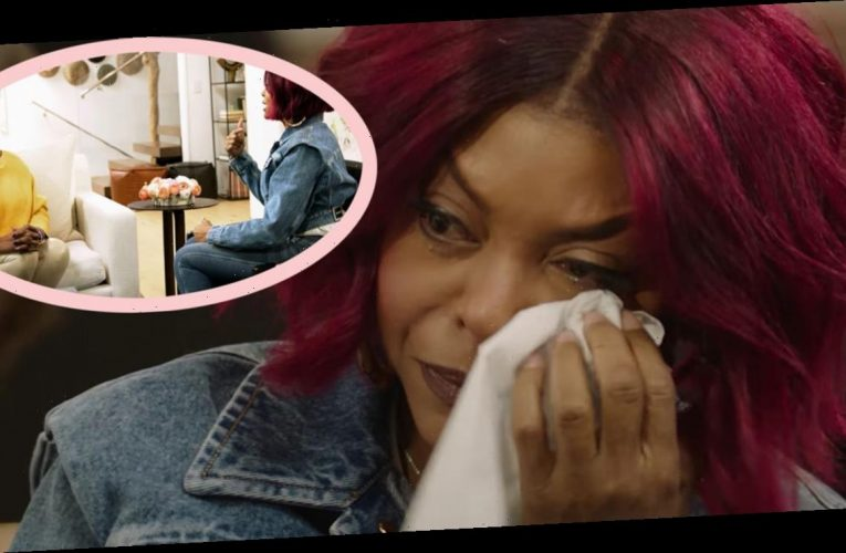 Taraji P. Henson Reveals She's Had Suicidal Thoughts During Lockdown – And Has A Gun
