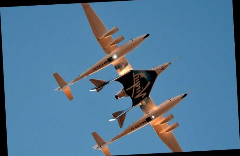 Virgin Galactic aborts mission after spacecraft malfunction