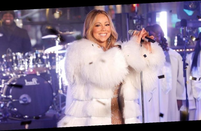 This Mariah Carey-Daft Punk Mashup Is the Chaotic Holiday Anthem 2020 Deserves