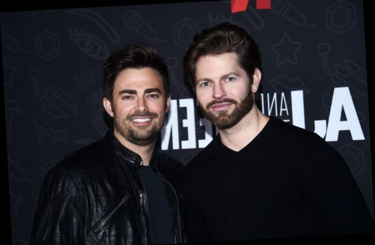 Jonathan Bennett & Jaymes Vaughan's Proposal Story Is So Romantic