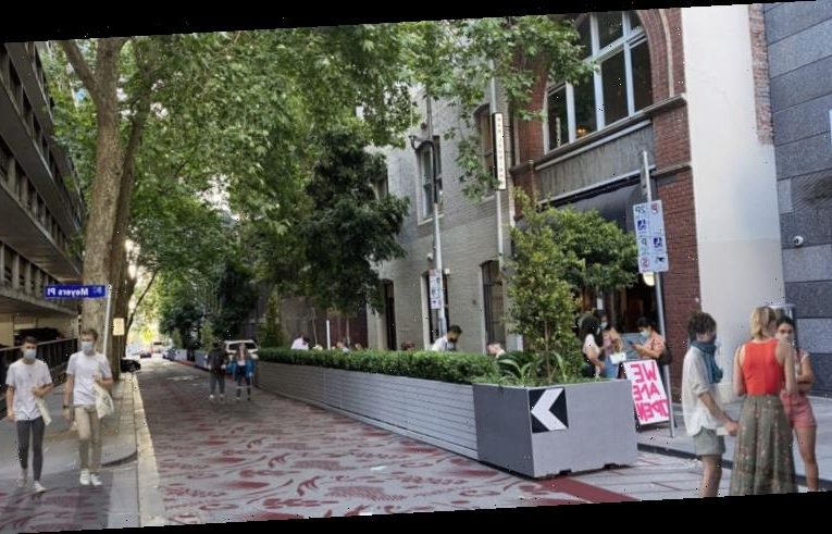 Walk this way: Melbourne's little streets to be transformed into pedestrian paradise