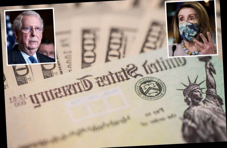 $1,200 stimulus checks NOT included in new $900billion relief bill as Americans set to miss out on crucial help