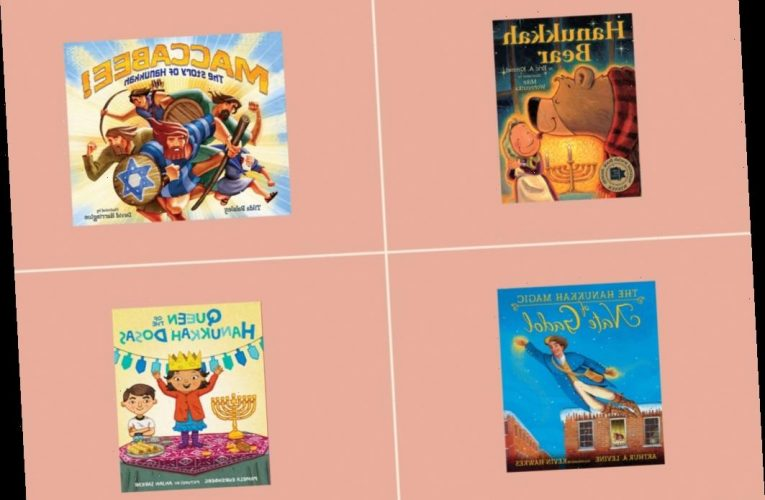 These Great Children's Books About Hanukkah Make the Holiday More Meaningful