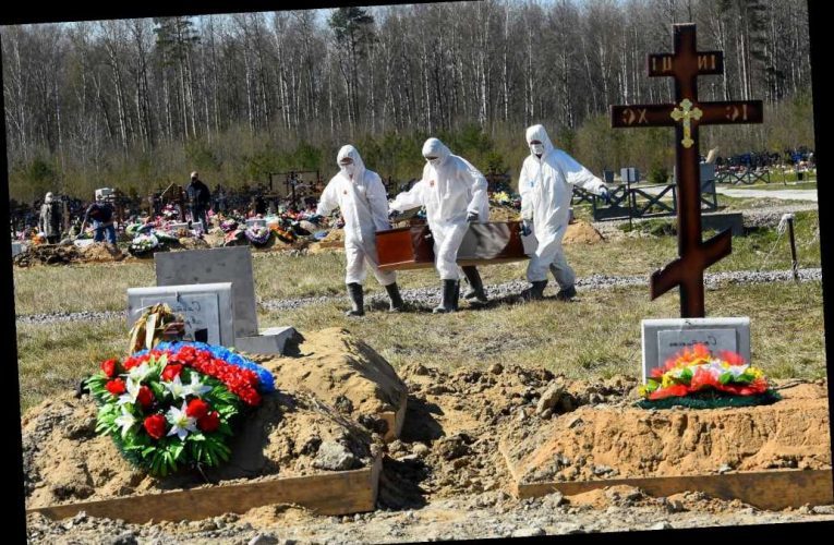 Russia admits COVID-19 death toll is three times higher than reported