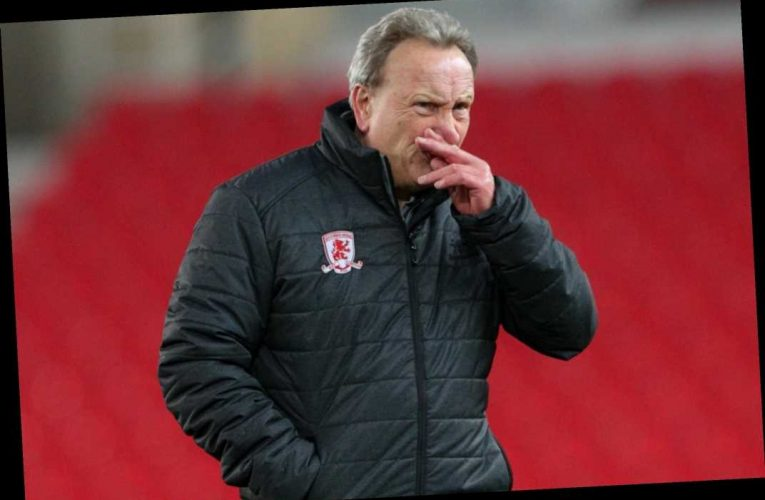 Angry Boro boss Neil Warnock claims Stoke's dressing room was a 'pig sty' and even pigs would've run away