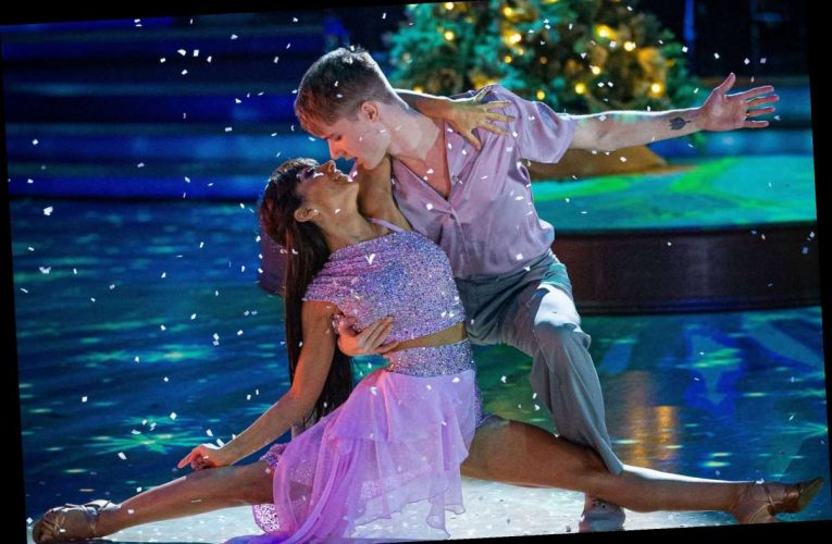 Strictly in fix row as fans claim HRVY was set up to fail with difficult Rumba