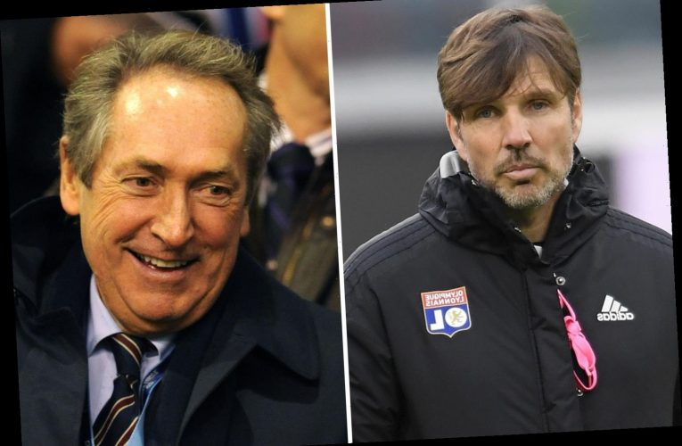 Boss of Women's Champions League title-holders Lyon pays tribute to Liverpool icon Gerard Houllier