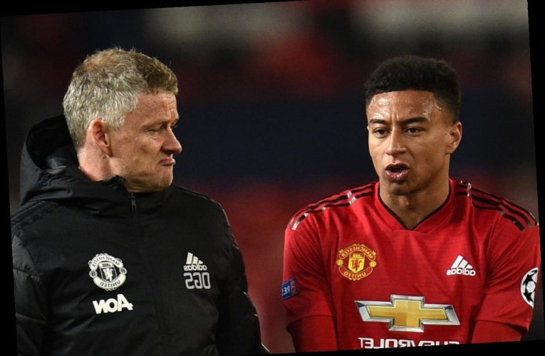 Ole Gunnar Solskjaer 'forced to change Man Utd transfer plans with Jesse Lingard looking to quit and Ighalo loan ending'