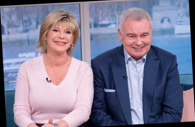 Eamonn Holmes dropped to 15st after losing 42lbs on juice diets & fasting – and vows to shed more after This Morning axe