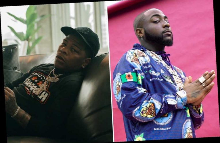 RS Charts: Afrobeats Star Davido, Lil Baby Protege Rylo Rodriguez Top the Breakthrough 25 Chart