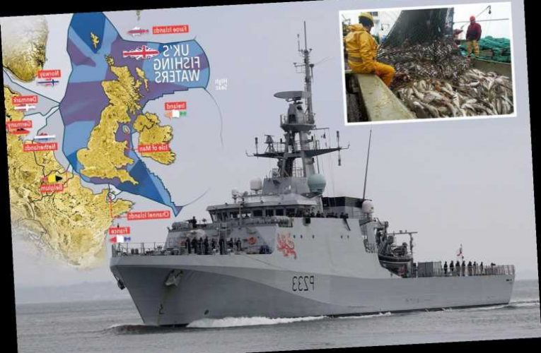 Navy & 900 extra border staff to protect Dover in No Deal Brexit