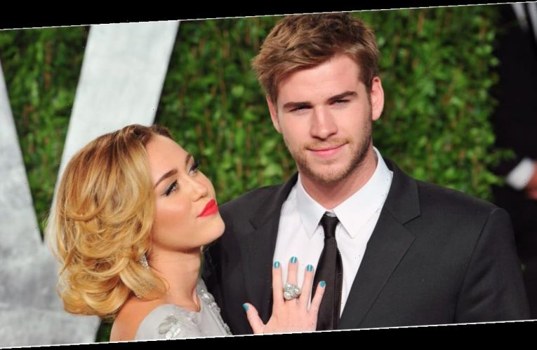 Liam Hemsworth Has Inspired a Handful of Miley Cyrus's Songs