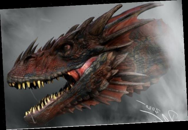 'House of the Dragon' First Look: HBO Shares Concept Art from 'Game of Thrones' Spinoff