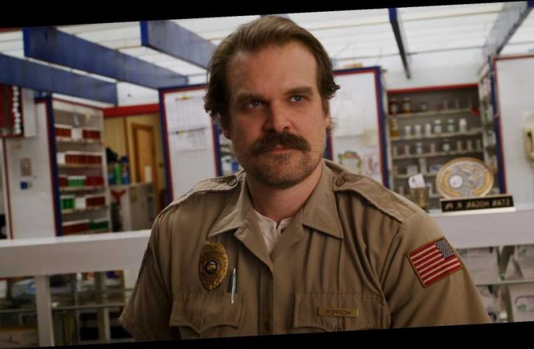 David Harbour Explains Why Season 4 of Stranger Things Is His 'Favorite' for His Character Jim Hopper
