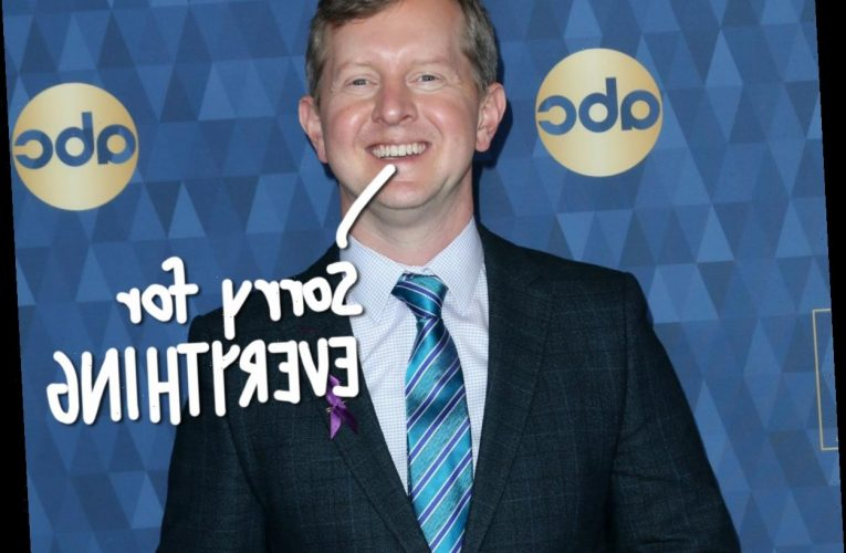 Jeopardy! Replacement Host Ken Jennings Apologizes For 'Bad' & 'Insensitive' Tweets!