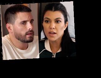 Kourtney Kardashian Bashes Scott Disick, Flirts With Edgar Ramirez on Instagram