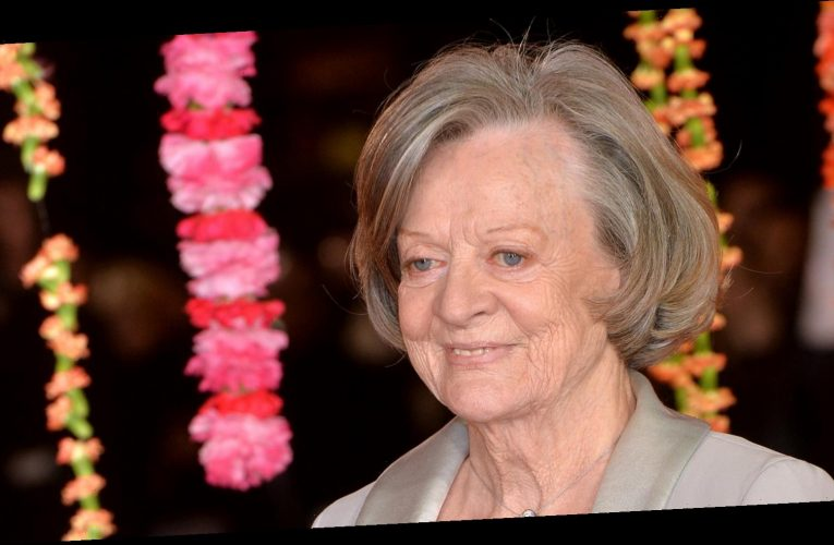 The Reason Dame Maggie Smith Hasn't Watched An Episode Of Downton Abbey