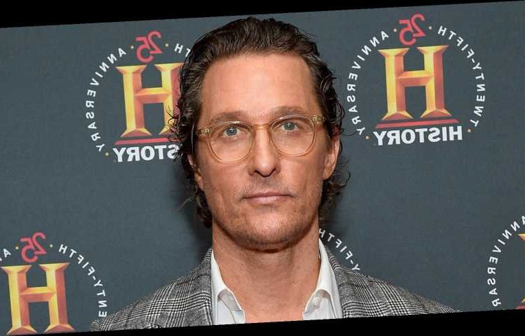 Matthew McConaughey's latest political statement is turning some heads