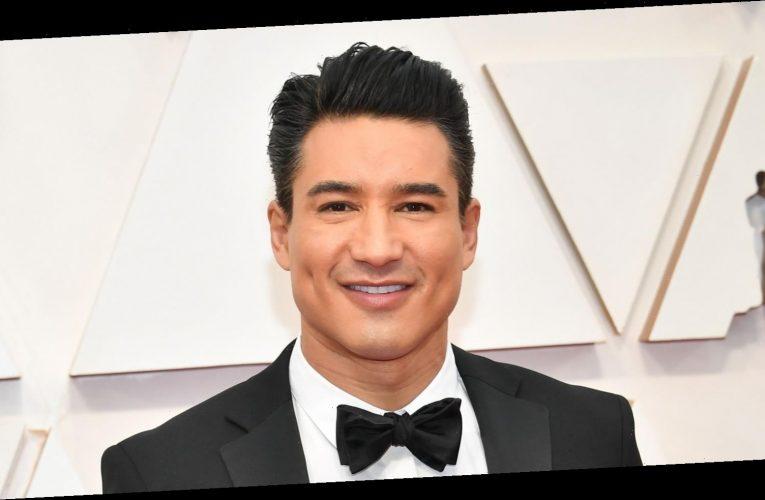 Mario Lopez's new Lifetime role is raising eyebrows