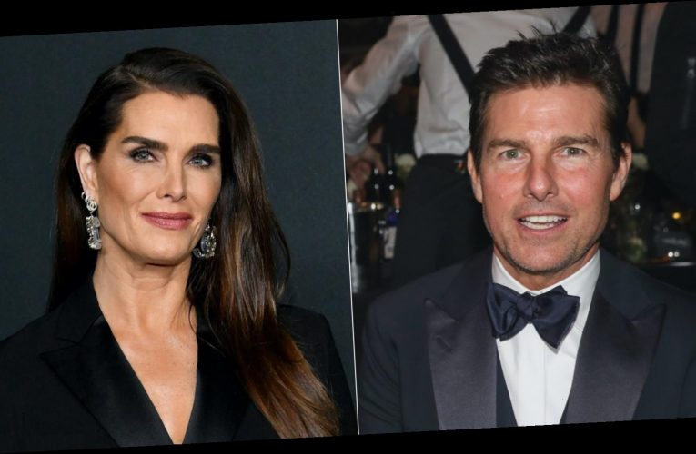 The Real Reason Tom Cruise Apologized To Brooke Shields