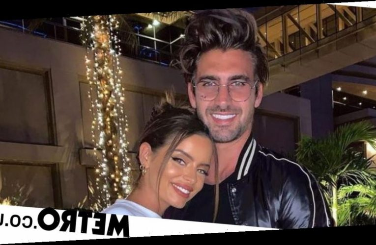 Love Island's Maura Higgins gets soppy over boyfriend Chris Taylor for Christmas