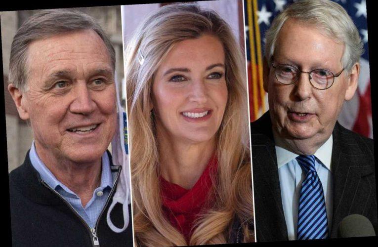 Kelly Loeffler, David Perdue praise Trump for signing COVID-19 relief bill