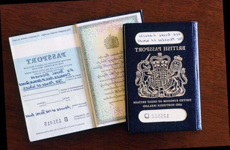 When can I get a blue passport and how do I get one? – The Sun