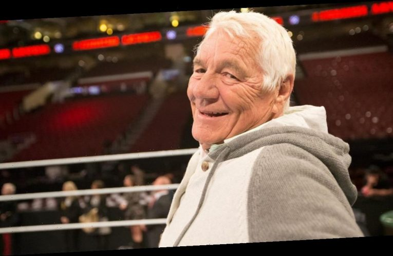 First gay wrestling star Pat Patterson dead at 79 after legendary WWE career