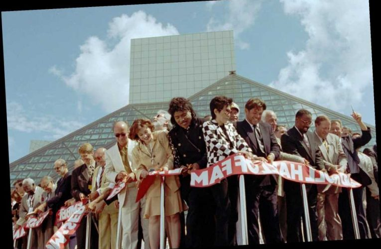 New Book Explores How the Rock and Roll Hall of Fame Landed in Cleveland